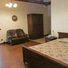 Гостиница Гнездо Голубки комната для гостей