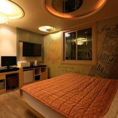 Haeundae Grimm Hotel 2* Стандартный номер с различными типами кроватей фото 19