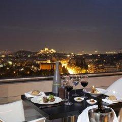 Отель Hilton Athens 5* Стандартный номер разные типы кроватей фото 7