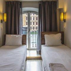 Апартаменты Central City Shared Apartments комната для гостей