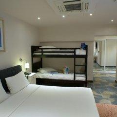 Отель Piraeus Dream 2* Стандартный семейный номер с двуспальной кроватью фото 3