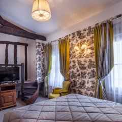 Best Western Grand Hotel De L'Univers 3* Номер Делюкс с различными типами кроватей фото 11