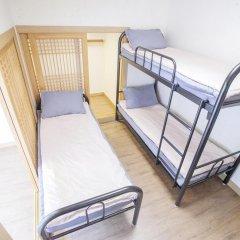 Отель Hi Jun Guesthouse Hongdae 2* Стандартный номер с различными типами кроватей фото 5