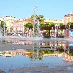 Отель Centre Nice - Massena - 2 rooms Франция, Ницца - отзывы, цены и фото номеров - забронировать отель Centre Nice - Massena - 2 rooms онлайн приотельная территория