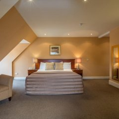 Sherbrooke Castle Hotel 4* Представительский номер с различными типами кроватей фото 9