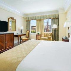 Отель Taj Boston 4* Номер Делюкс с различными типами кроватей фото 3