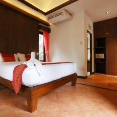 Отель Samui Honey Cottages Beach Resort 3* Номер Делюкс с различными типами кроватей фото 11