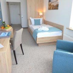 Отель Carat Golf & Sporthotel 4* Номер Делюкс с различными типами кроватей фото 4