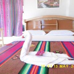 Отель Munay Lodge Стандартный номер с различными типами кроватей фото 7
