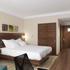 Гостиница Хилтон Гарден Инн Москва Красносельская 4* Стандартный номер разные типы кроватей фото 2