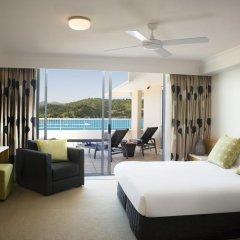 Reef View Hotel 4* Люкс с различными типами кроватей фото 4