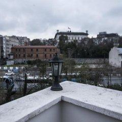 Seyyah Hostel балкон