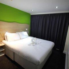 Queens Hotel 3* Представительский номер с различными типами кроватей фото 15