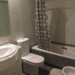 Отель Apartamento López Мадрид ванная