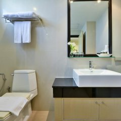 Апартаменты Abloom Exclusive Serviced Apartments Апартаменты с различными типами кроватей фото 16