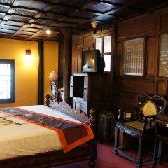 Vinh Hung Heritage Hotel 2* Люкс повышенной комфортности с различными типами кроватей фото 6