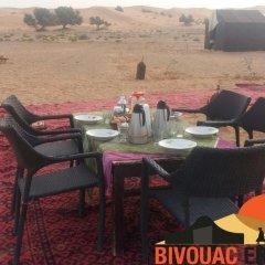 Отель Bivouac Erg Znaigui Марокко, Мерзуга - отзывы, цены и фото номеров - забронировать отель Bivouac Erg Znaigui онлайн питание фото 3