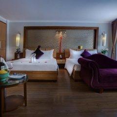 Hanoi Elegance Ruby Hotel 3* Люкс с различными типами кроватей фото 8