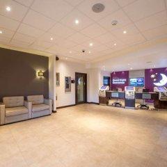 Manchester City Centre (Arena/Printworks) Hotel интерьер отеля