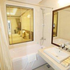 Lenid Hotel Tho Nhuom 3* Номер Делюкс с различными типами кроватей фото 6