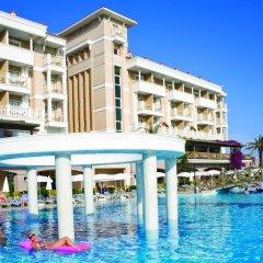 Отель Trendy Aspendos Beach - All Inclusive Сиде бассейн фото 2