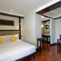 Отель Andaman White Beach Resort 4* Номер Делюкс с двуспальной кроватью фото 2