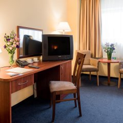 Sangate Hotel Airport 3* Номер Бизнес с 2 отдельными кроватями фото 5