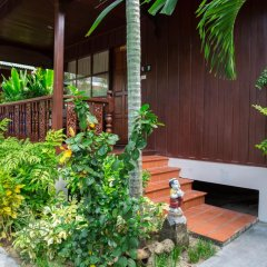 Курортный отель Lamai Coconut Beach 3* Бунгало с различными типами кроватей фото 9