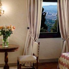 Отель Belmond Villa San Michele Фьезоле комната для гостей фото 3