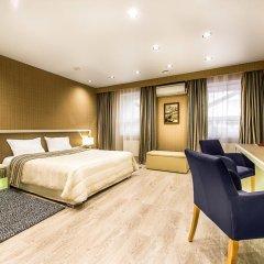 Гостиница Брайтон 4* Улучшенный номер с двуспальной кроватью фото 4