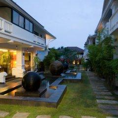 Отель Palm Grove Resort Таиланд, На Чом Тхиан - 1 отзыв об отеле, цены и фото номеров - забронировать отель Palm Grove Resort онлайн фитнесс-зал