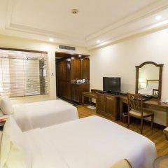 Saigon Halong Hotel 4* Улучшенный номер с 2 отдельными кроватями