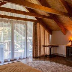 Гостиница Лесная Усадьба Стандартный номер разные типы кроватей фото 6