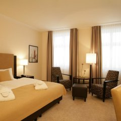 Steigenberger Hotel de Saxe 4* Улучшенный номер разные типы кроватей фото 4