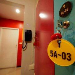 Отель S1hostel Bangkok Стандартный номер фото 2