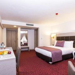 Perla Arya Hotel 4* Стандартный номер с различными типами кроватей фото 3
