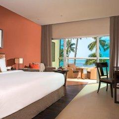 Отель Crowne Plaza Phuket Panwa Beach 5* Стандартный номер с двуспальной кроватью фото 13