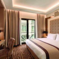 Ramada Hotel & Suites Istanbul Golden Horn комната для гостей фото 4