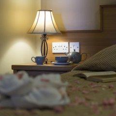 Pergola Hotel & Spa 4* Номер Эконом с различными типами кроватей фото 13