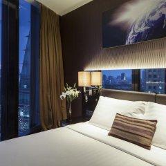 Отель The Continent Bangkok by Compass Hospitality 4* Номер категории Премиум с различными типами кроватей фото 25