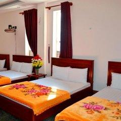 Minh Trang Hotel Стандартный семейный номер с двуспальной кроватью фото 7