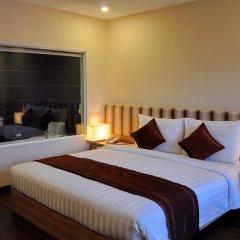 Begonia Nha Trang Hotel 3* Номер Делюкс с различными типами кроватей фото 10