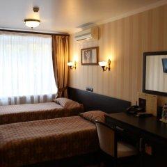Гостиница СеверСити 3* Стандартный семейный номер с различными типами кроватей фото 3