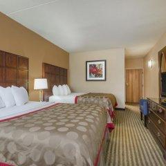 Отель Ramada by Wyndham Columbus Polaris 2* Стандартный номер с различными типами кроватей фото 3