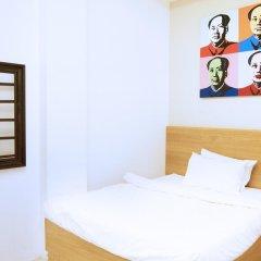 Отель 5footway.inn Project Ann Siang 2* Стандартный номер с различными типами кроватей фото 2
