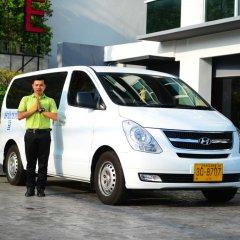 Отель Modern Thai Suites Таиланд, Пхукет - отзывы, цены и фото номеров - забронировать отель Modern Thai Suites онлайн городской автобус