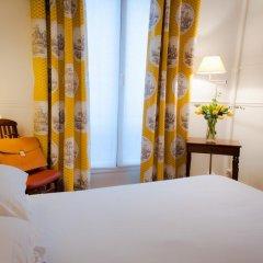 Отель Hôtel Eden Montmartre 3* Улучшенный номер с двуспальной кроватью фото 15