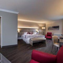 Radisson Blu Badischer Hof Hotel 4* Номер Бизнес с различными типами кроватей фото 4
