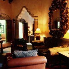 Отель Hacienda de Los Santos 4* Президентский люкс с различными типами кроватей