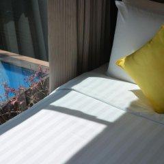 Отель Andaman White Beach Resort 4* Номер Делюкс с двуспальной кроватью фото 12